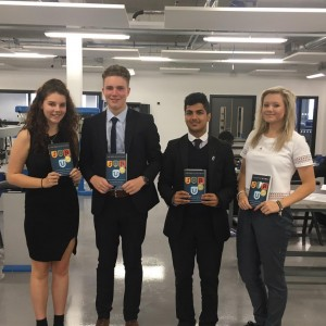 @MedwayUTC students delighted to received their signed books from @nicholas_wyman Thank you #opportunity @ukEdge