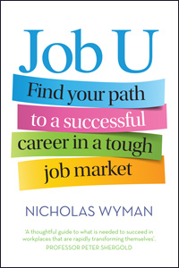 Job U Book - Australia and New Zealand