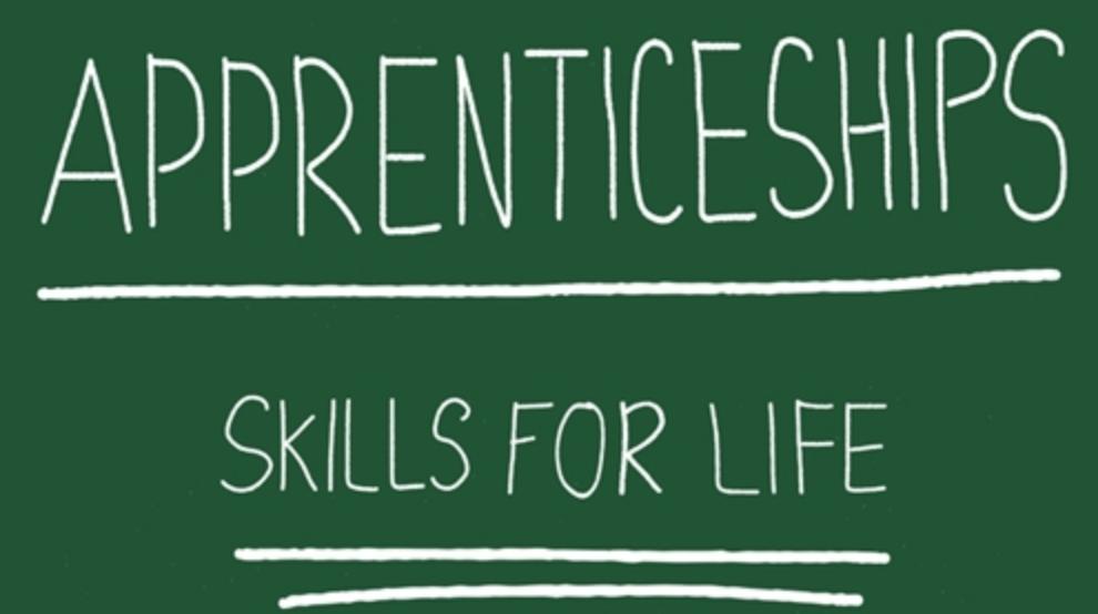 'Apprenticeships – Skills For Life' – NewsMax, Onlne