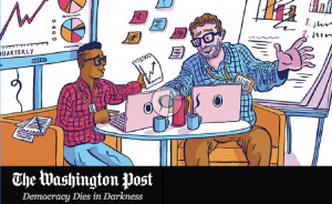 'Apprenticeships, long common in blue-collar industries, are coming to white-collar office work' – Washington Post, Online