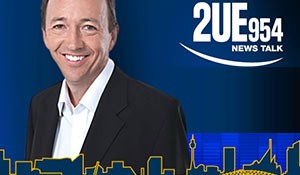 Stuart Bocking and Nicholas Wyman talk #Education on Radio 2UE